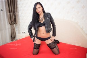 Anna-livia escort and tantra massage