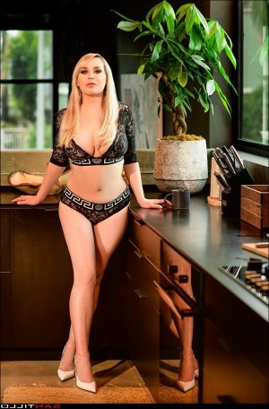 Aleesha tantra massage in Newport News